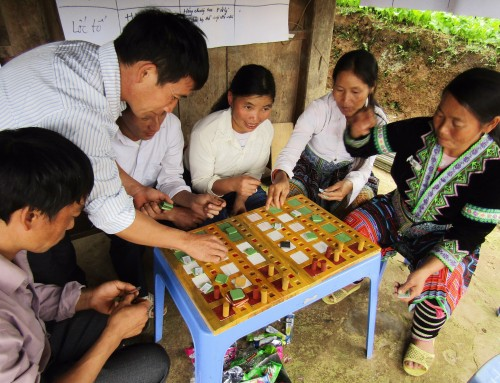 Enhancing farmers' analytical and decision making capacity through application of simulation games