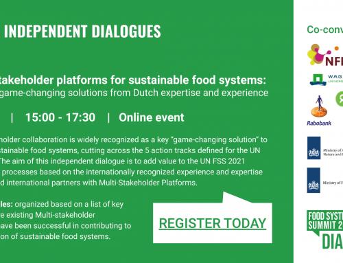 Đối thoại Quốc tế đa phương về Hệ thống lương thực bền vững